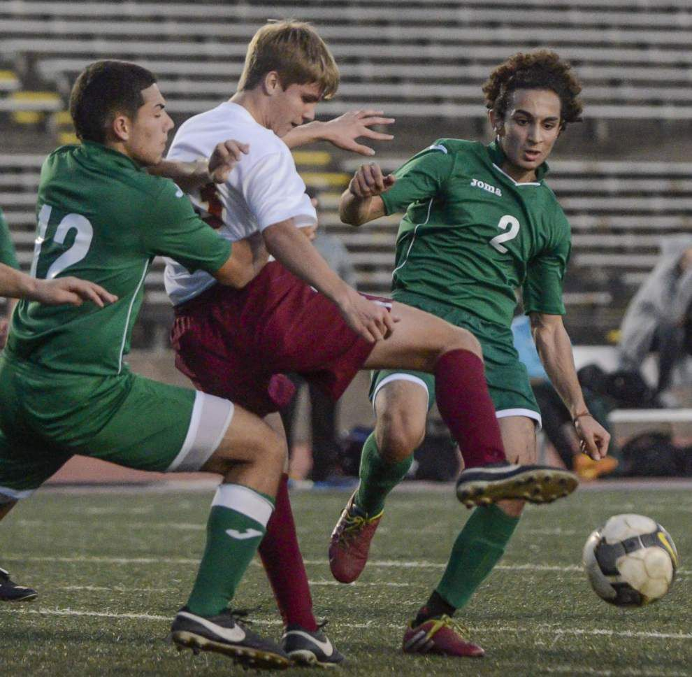 Brother Martin blanks Grace King 1-0 _lowres