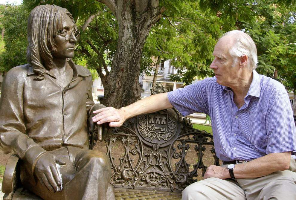 Beatles' producer left an indelible mark _lowres