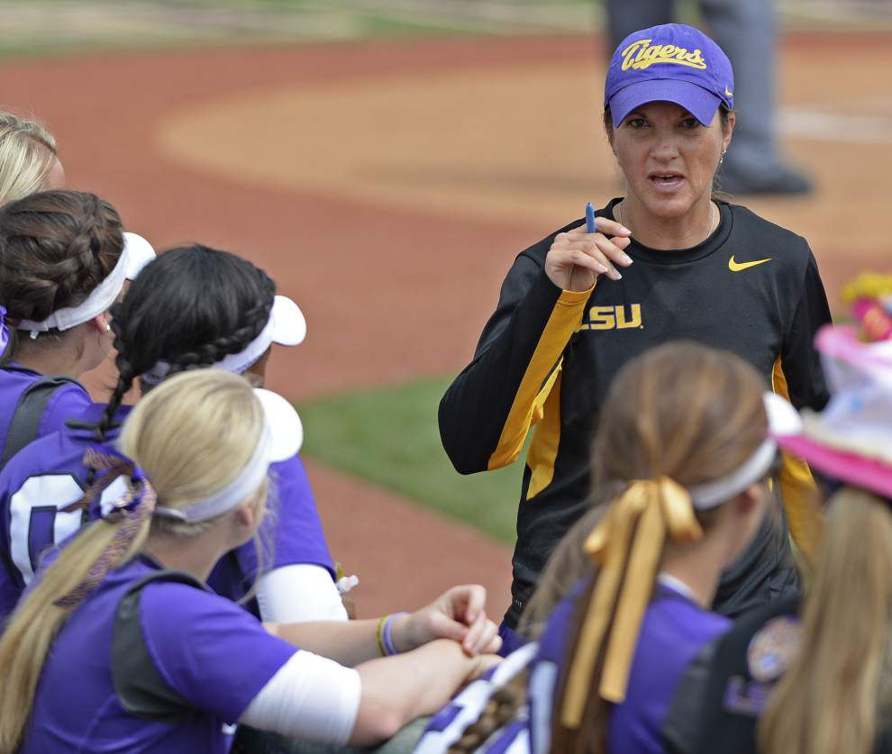 'We can take a breath': LSU softball team faces its first unranked weekend opponent in six weeks _lowres