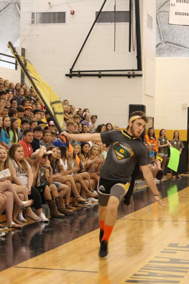 St. Amant builds back-to-school spirit with Swamp Fest event _lowres
