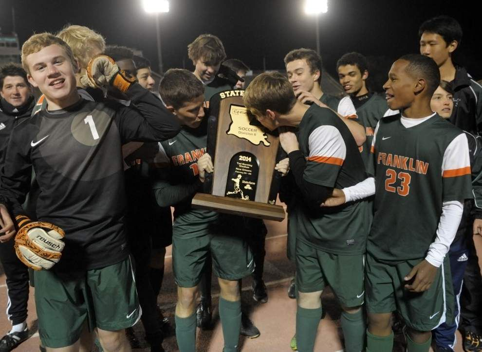 Video: Ben Franklin rallies to win Division II boys soccer title _lowres