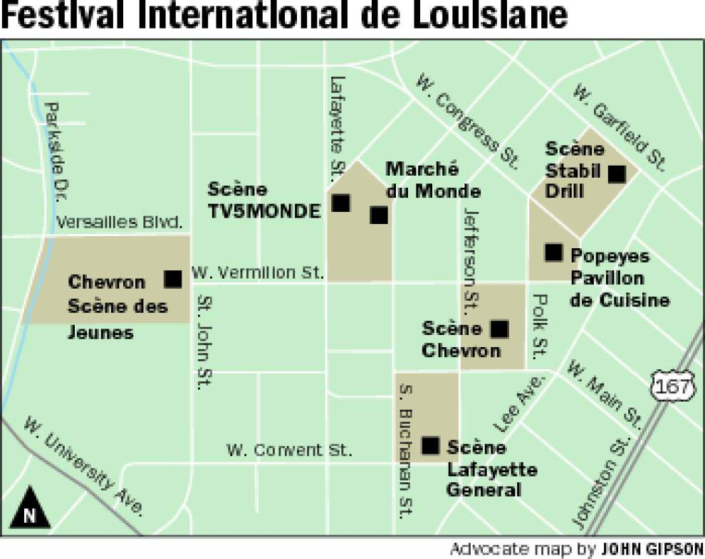 Lafayette downtown packed for Festival International _lowres