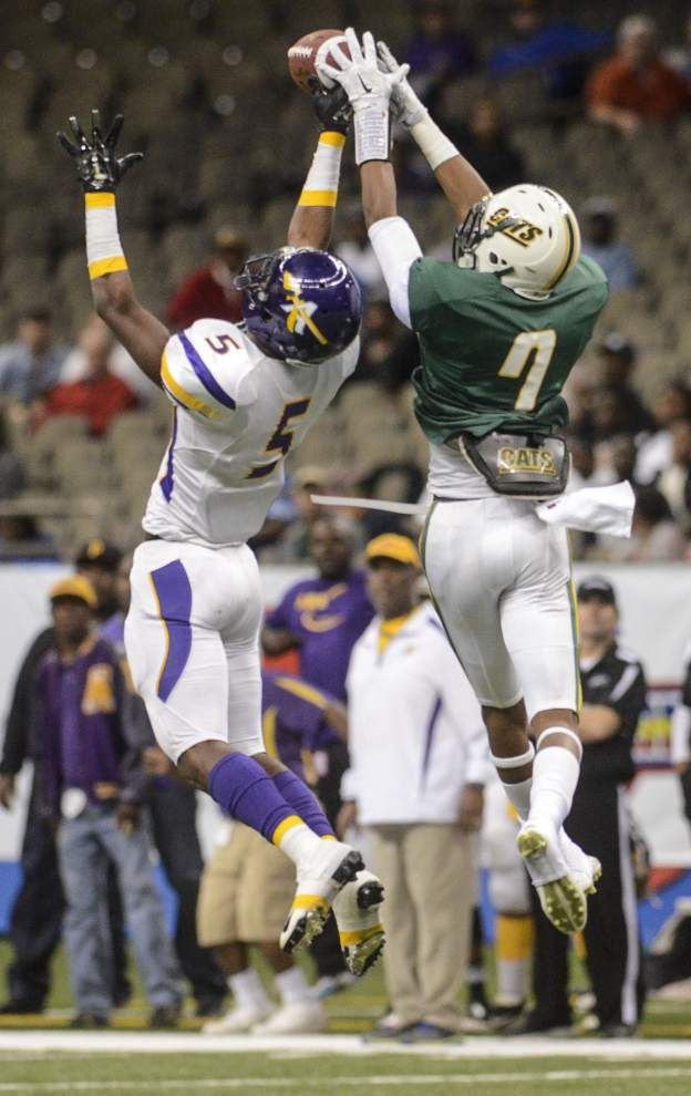 Livonia, Amite set for rematch of last year's Class 3A title game _lowres
