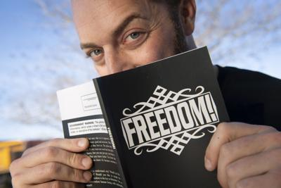 Anarcho-Capitalist NEWS: 'Freedom!' in New Orleans: How one man's manifesto is landing on more than 200,000 doorsteps  5c357557582f0.image