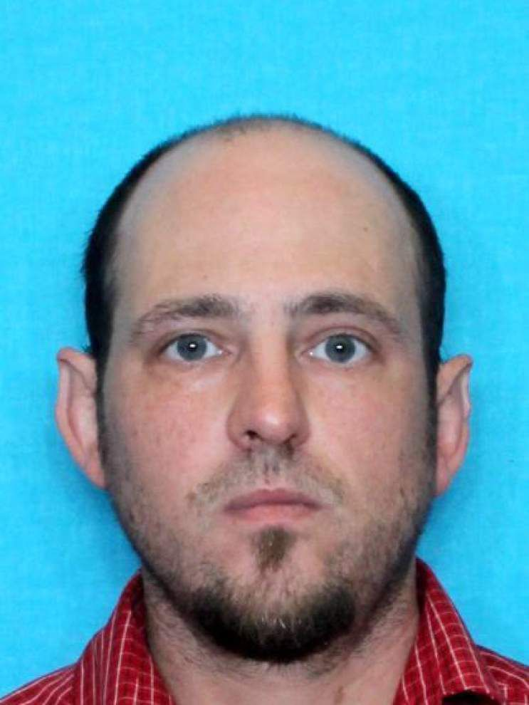 Man wanted in Ascension Parish incident arrested in Baton Rouge _lowres