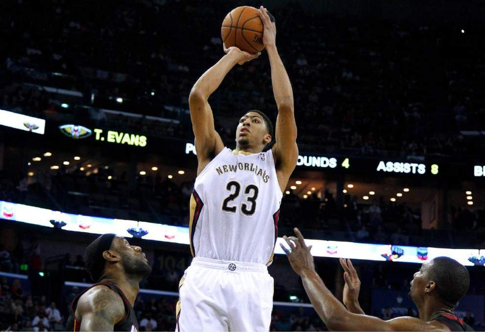 Pelicans to open the 2014-15 season against Orlando at the Smoothie King Center on Oct. 28 _lowres