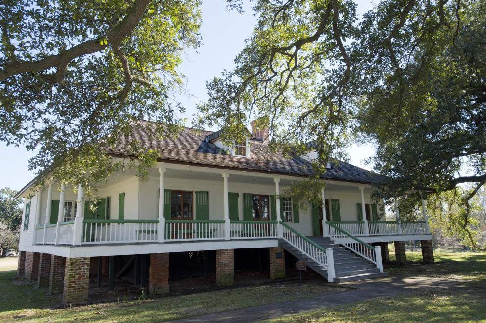'Rescue' of Magnolia Mound Plantation to be celebrated _lowres