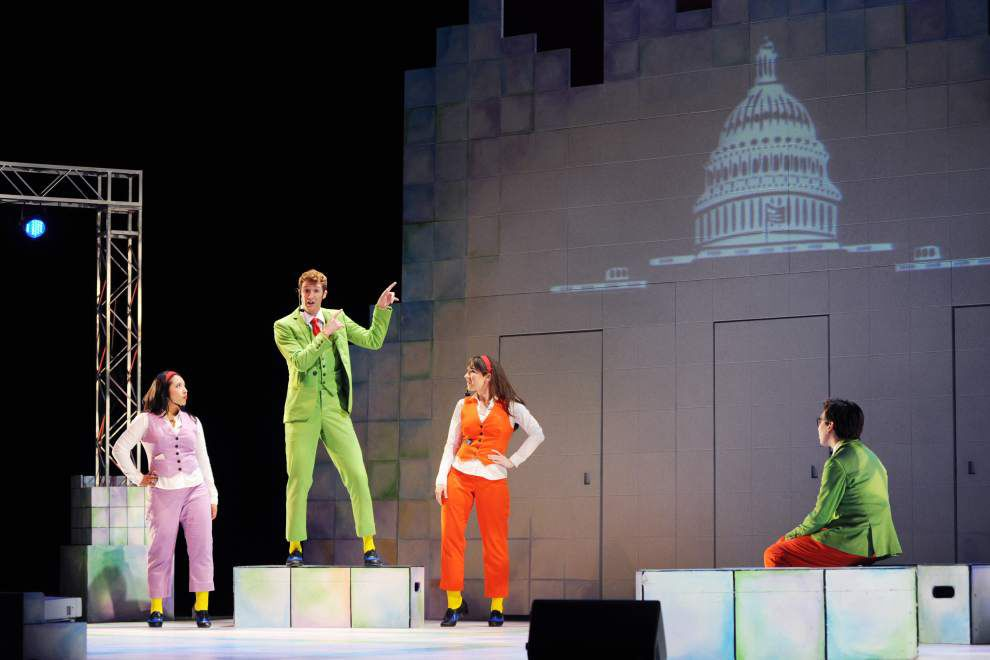 'Schoolhouse Rock Live!' brings 'Bill' and more to capital city stage _lowres