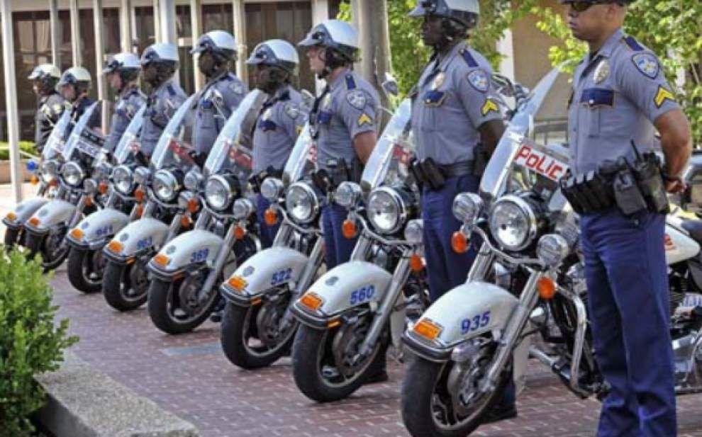 Video: EBR law enforcement memorial held Friday _lowres