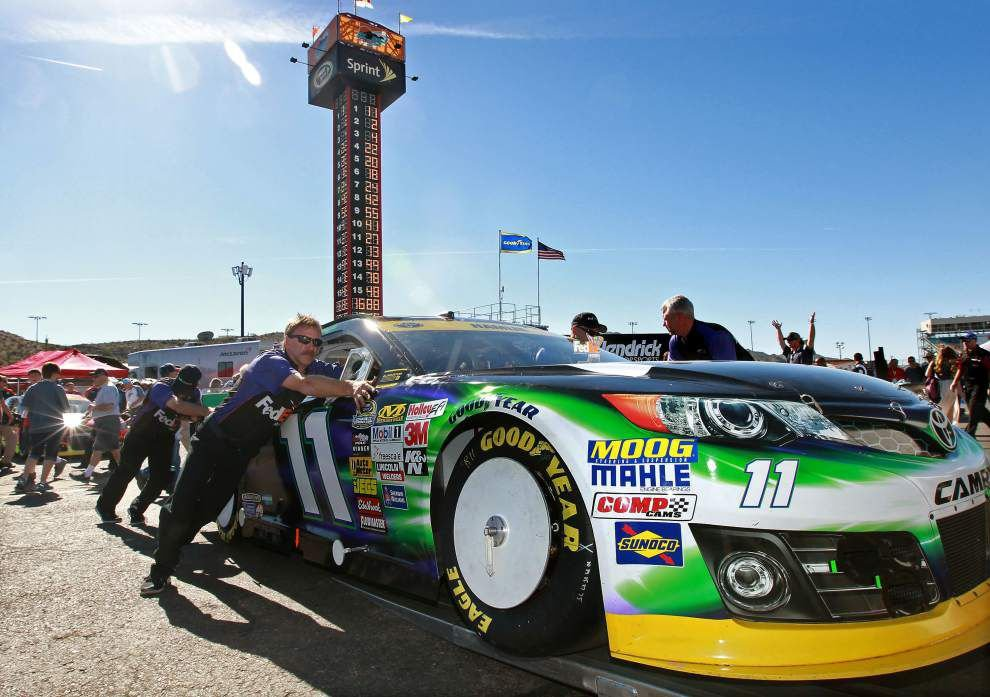 NASCAR's Final 4 lacks star power but has intrigue _lowres