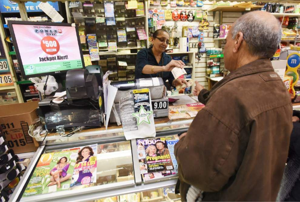 Powerball jackpot climbs to estimated $675 million, largest ever in U.S. _lowres
