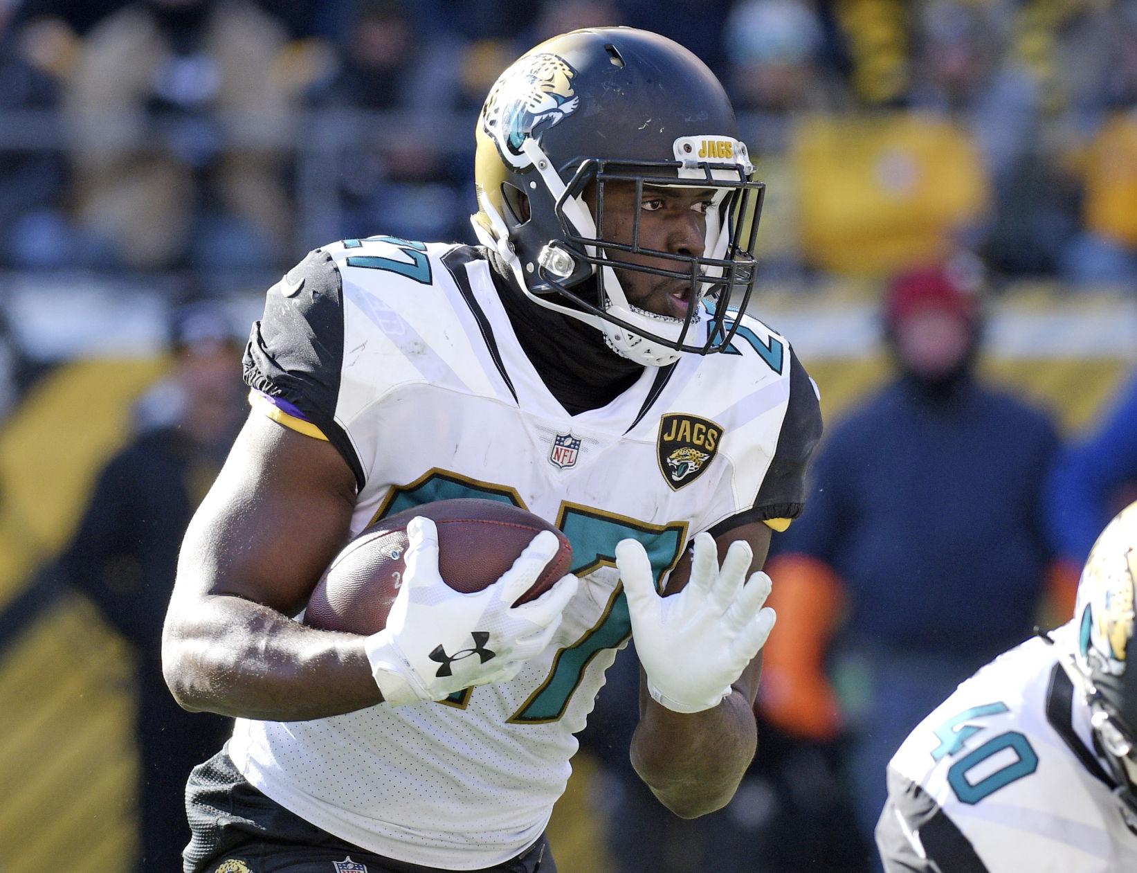 Jaguars Steelers Football