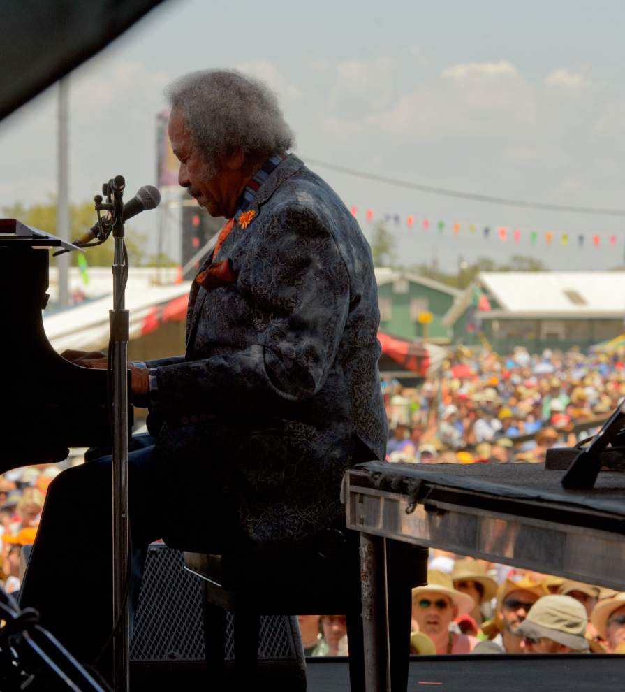 How Will We Remember Allen Toussaint? 'Irreplaceable