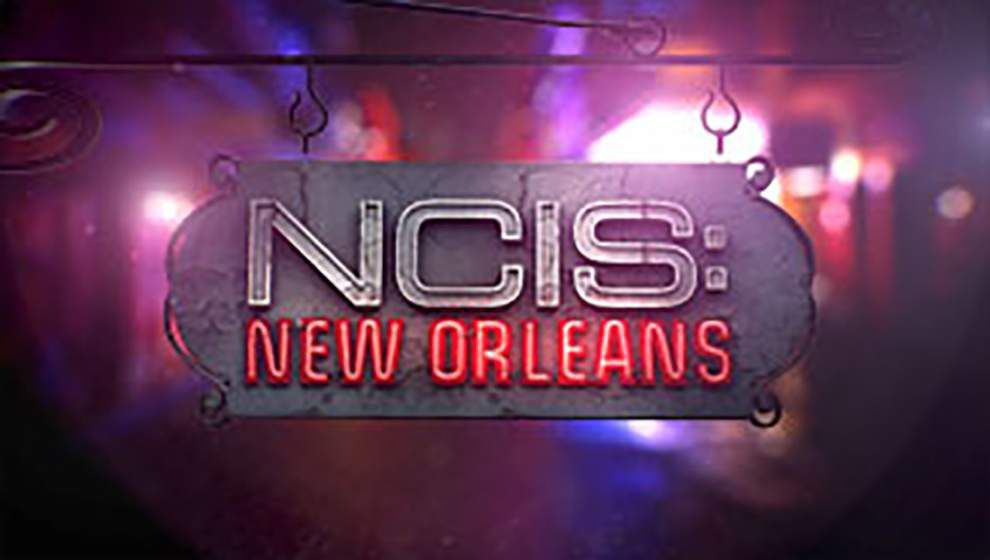 NCIS:NEW ORLEANS//NEON SIGN