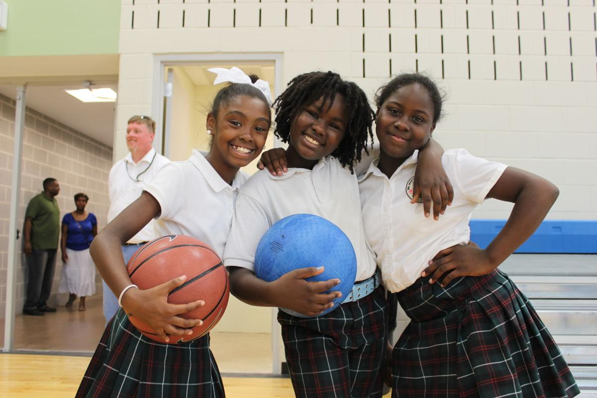 Sanchez Recreation Center opens in Lower Ninth Ward, and there's a pool_lowres