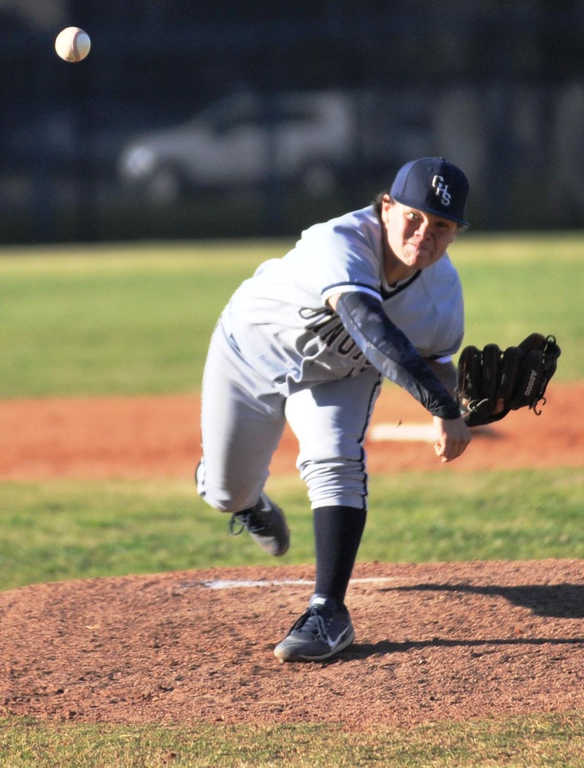 Caleb Lewis (Covington High Baseball)