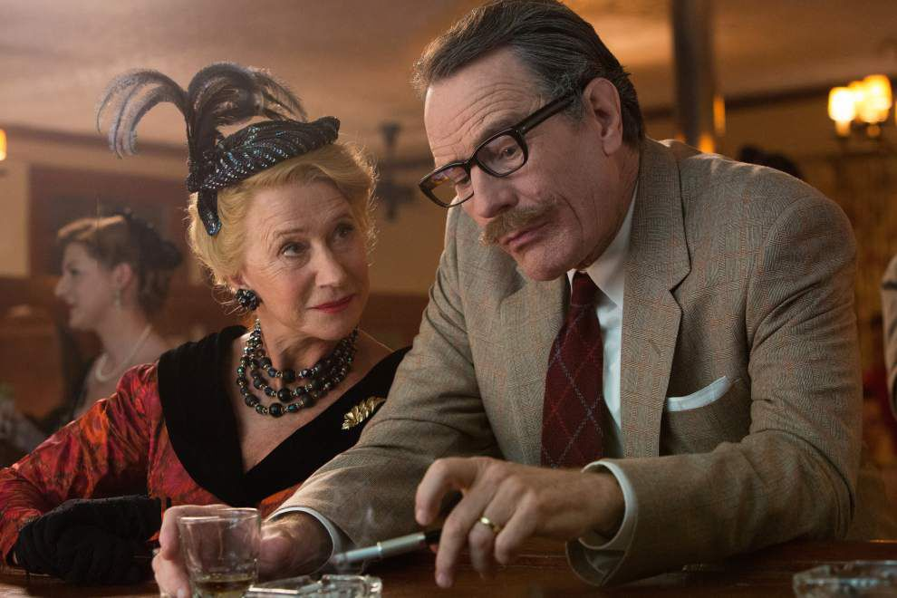 Shallow script undermines stars, story in 'Trumbo' _lowres