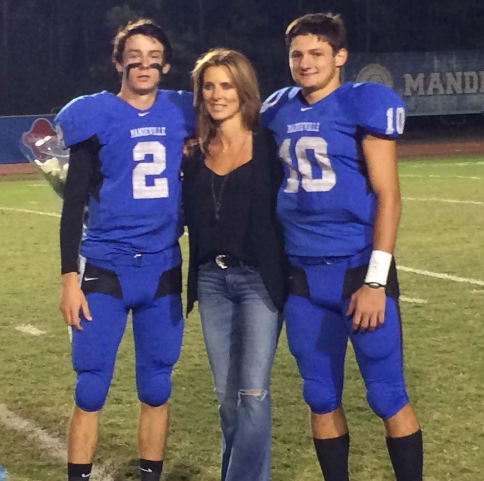 Rod Walker: Despite Mandeville's loss to St. Paul's, this is one Senior night the Orgeron family won't ever forget _lowres