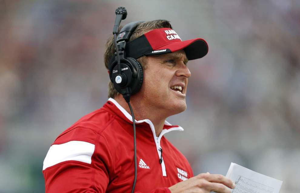 Ragin' Cajuns hire former Texas Tech defensive coordinator Matt Wallerstedt as a consultant _lowres