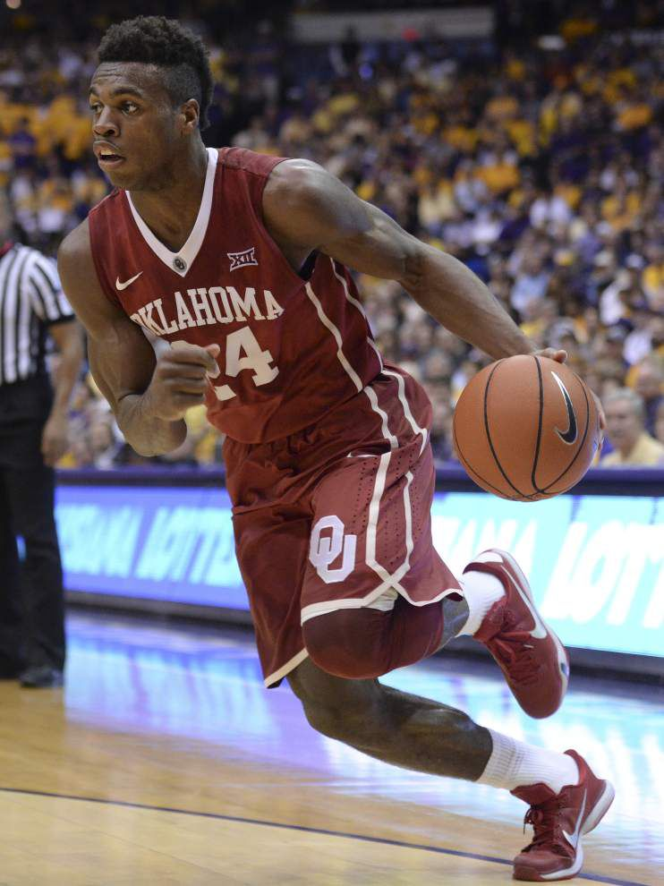 Pelicans take Oklahoma shooting star Buddy Hield with No. 6 pick _lowres