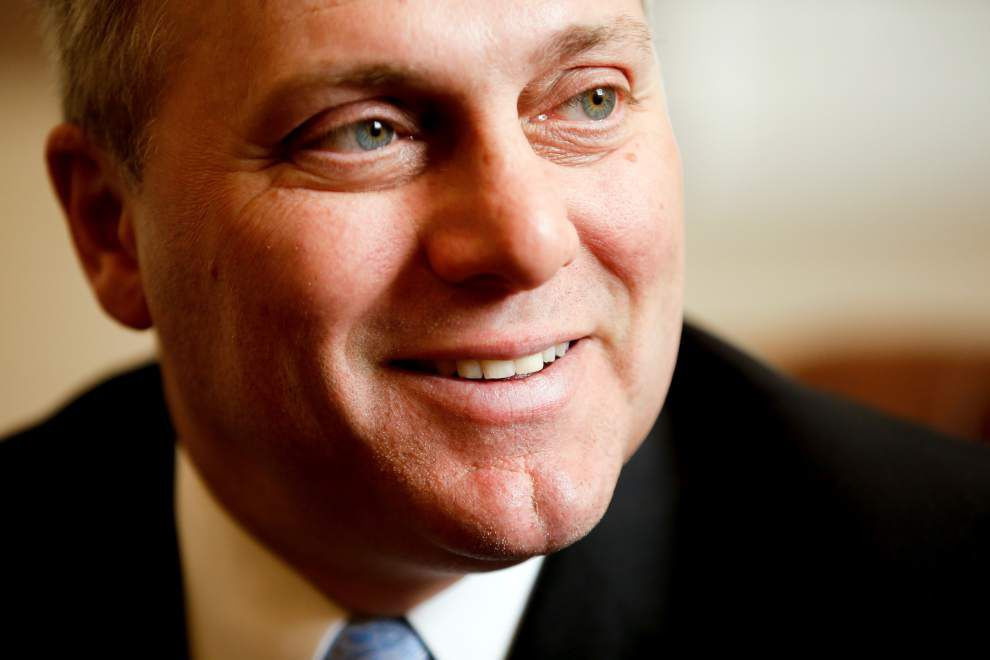 U.S. Rep. Steve Scalise sees strong showing in fundraising despite controversy surrounding speech to white supremacy group _lowres