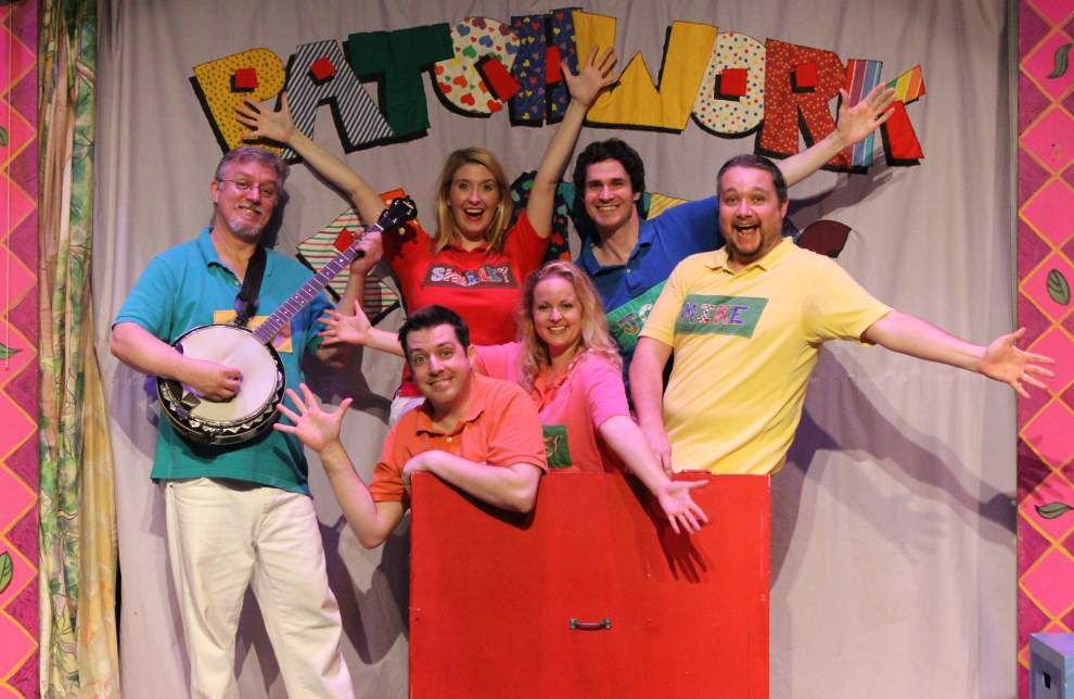 Patchwork 'Pinocchio' is children's theater's first new show in 20 years _lowres