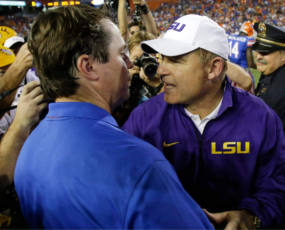 Video: LSU wins a wild, amazing game at Florida 30-27 _lowres