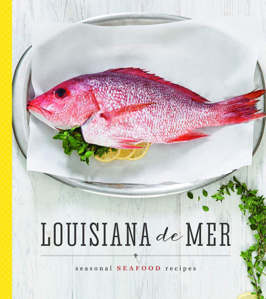 Magazine releases its first cookbook, 'Louisiana de Mer' _lowres