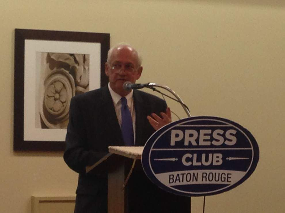 Baton Rouge library director begins pitch to voters to renew library's property tax _lowres