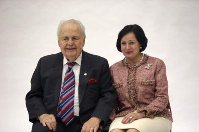 Lawsuit: Ex-Tom Benson assistant claims he was racially harassed by wife Gayle, treated 'with disdain and disrespect' _lowres