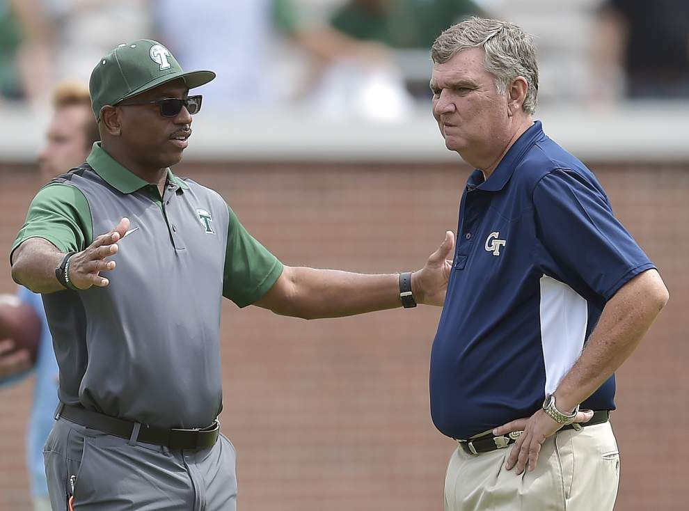 Tulane loss to Georgia Tech is Green Wave's most lopsided defeat in four years _lowres