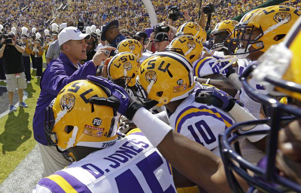 Chat replay: LSU's chances of winning at Mississippi State? Columnist Scott Rabalais answers your questions _lowres