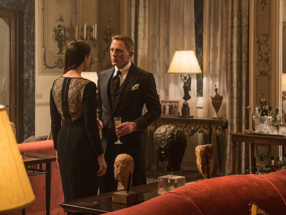 'Spectre' shoots to $73 million, misses 'Skyfall's' mark _lowres
