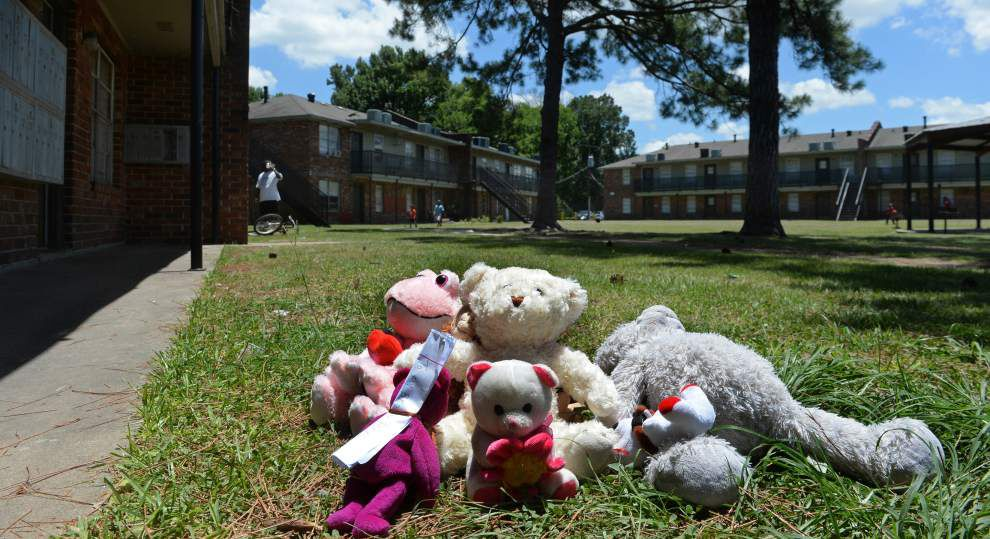Baton Rouge family grieves after Kerry Green gunned down early Tuesday _lowres