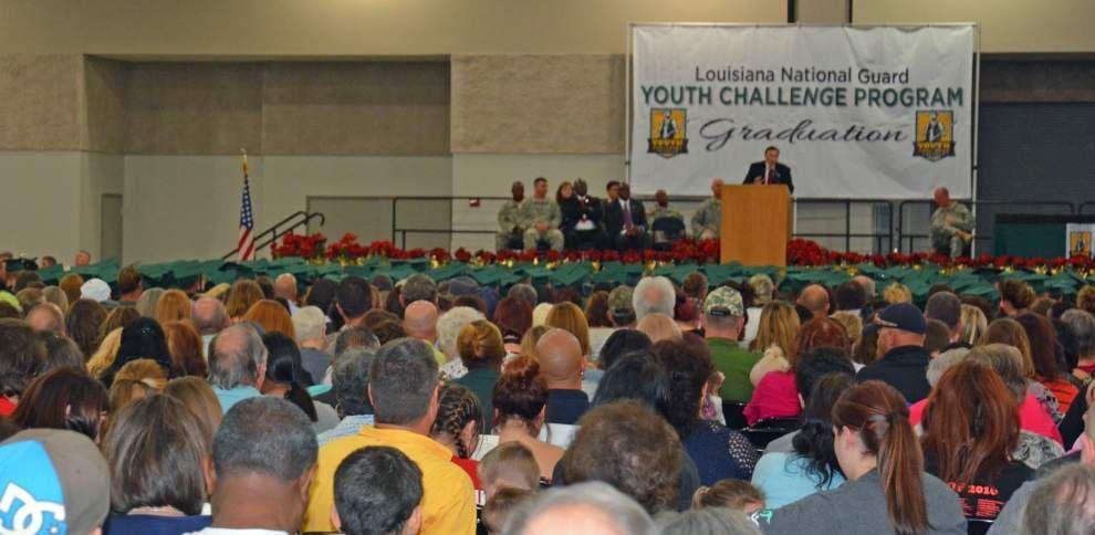 Area teens graduate Youth Challenge Program _lowres