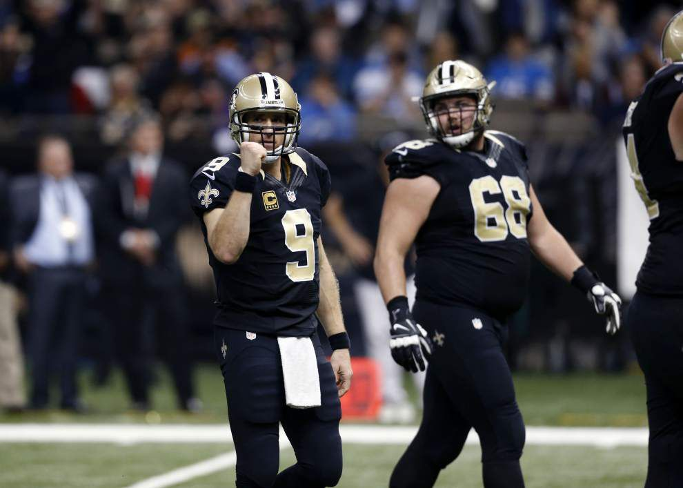 Update: Saints QB Drew Brees reportedly to start vs. Jaguars, stay true to words 'I want to play for my guys -- bottom line' _lowres