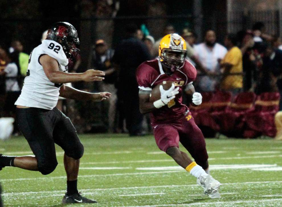 McDonogh 35 turns to defense, blanks Belle Chase _lowres