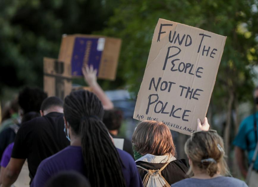 """""""Defund the Police"""" bill's swan song"""