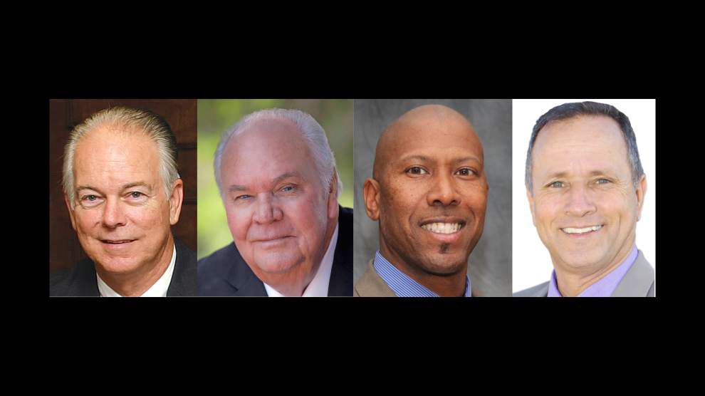 Hodnett and Cormier lead pack for Plaquemines Parish President in early voting _lowres