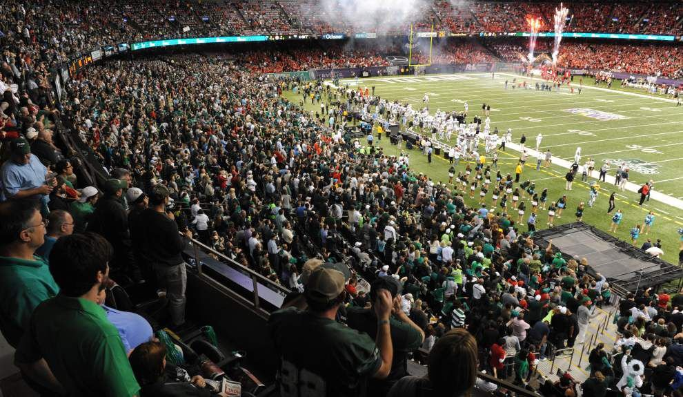 Ted Lewis: Now 15 years' strong, the New Orleans Bowl's stability is doubly impressive in the ever-changing bowl landscape _lowres