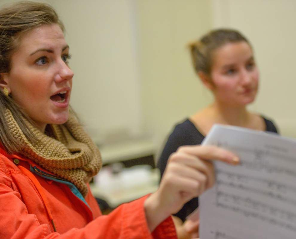 Young singers helping to revitalize barbershop harmony tradition _lowres