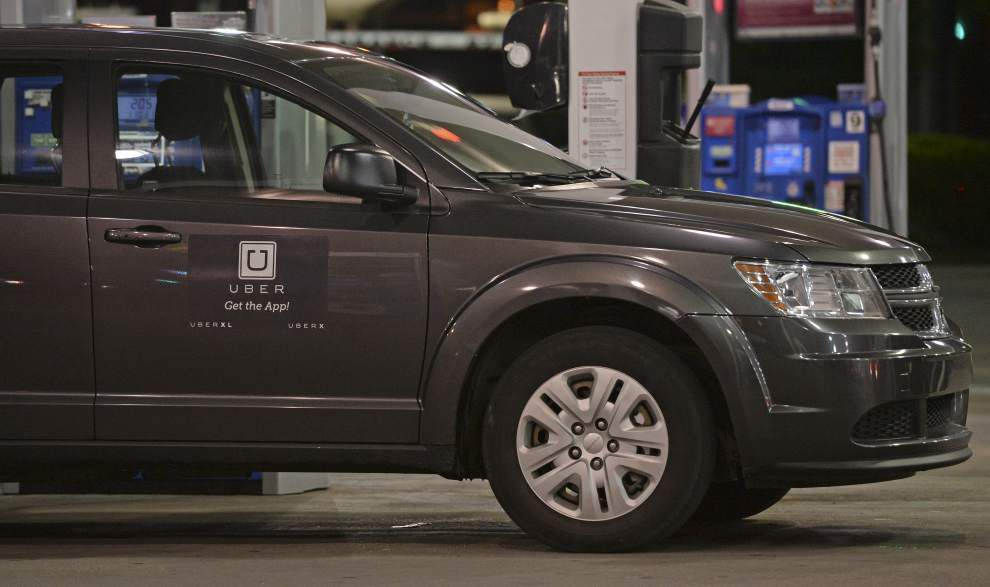 Uber can continue in New Orleans for now ... while legal challenge vs. cab drivers plays out _lowres