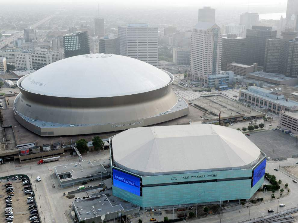 Smoothie King Center To Get New Color Scheme News