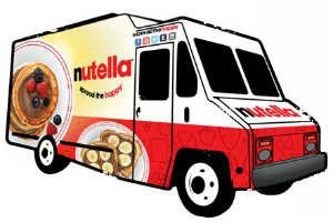 Nutella Truck Tour offers free Nutella in New Orleans Oct. 11-15_lowres
