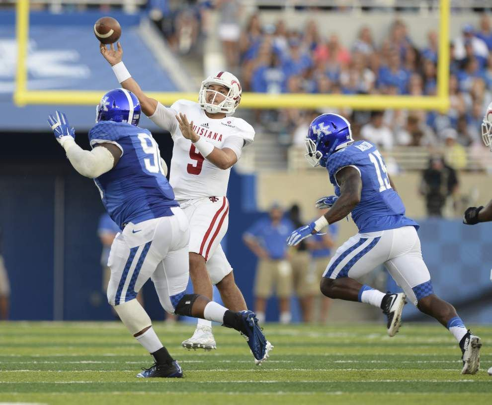 Photos: Kentucky slips by the Cajuns late in entertaining game _lowres
