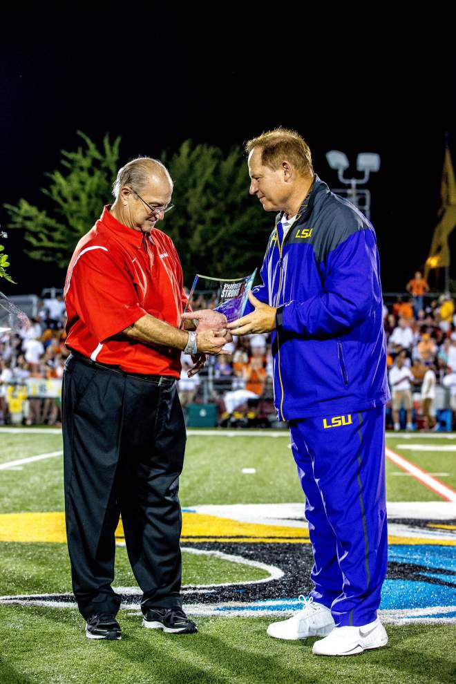 Guillot honored for coaching career _lowres