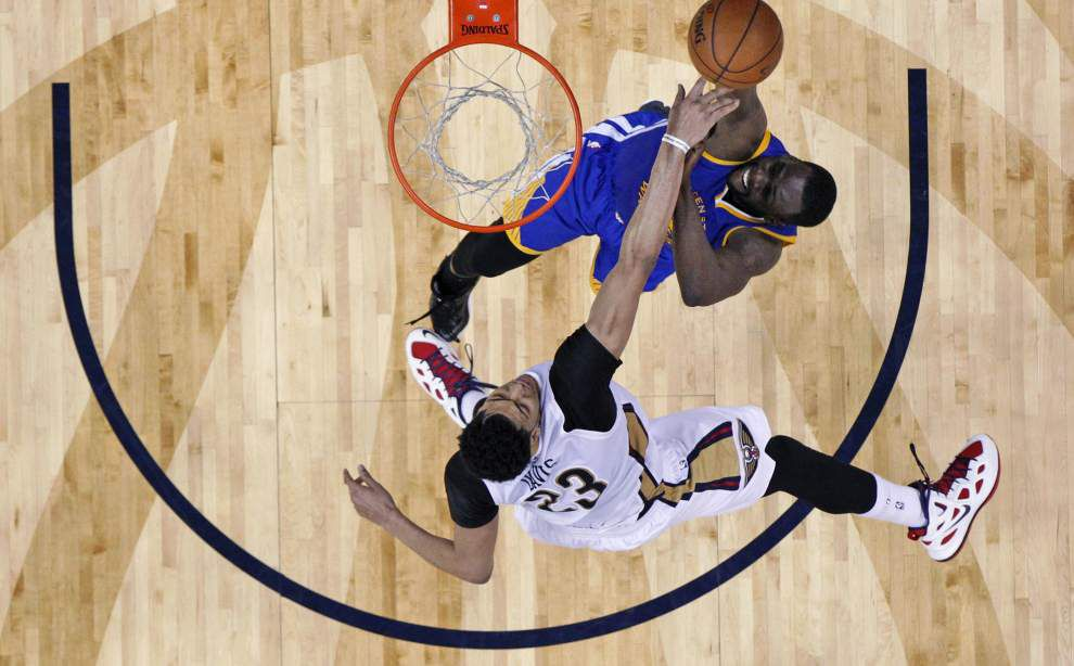 Lewis: Pelicans enter the postseason with nothing to lose and everything to gain _lowres