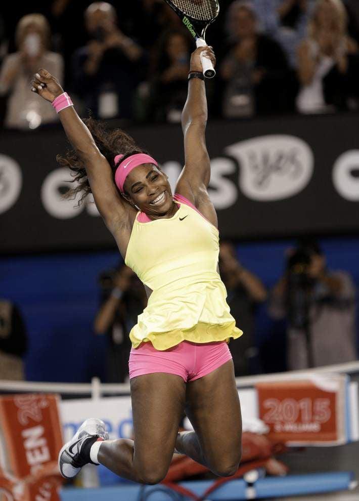 Serena Williams wins 19th Grand Slam title _lowres