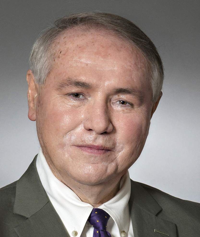 Nunez to retire as chancellor of LSU-Eunice _lowres