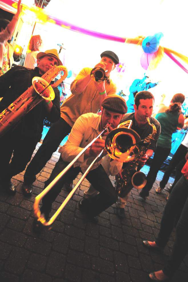 Sheriff Bud Torres and His Posse Band to perform at Red Stick Revelry; Phat Hat will ring in 2016 _lowres